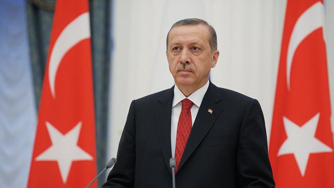 أردوغان للحدث