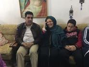 أول صور للصحافية العراقية أفراح شوقي إثر إطلاق سراحها