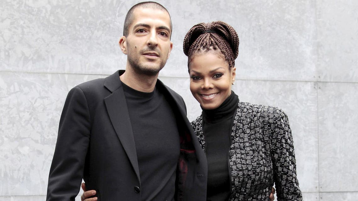 Jackson and Wissam Al Mana, a Qatari businessman, welcomed their son Eissa into the world after a 'stress-free' delivery. (Reuters)
