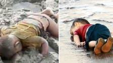 Haunting Aylan image mirrored in Myanmar