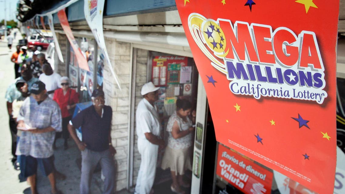 Patrons line up to purchase Mega Millions lottery tickets, as well as Super Lotto, scratchers and other existing California Lottery games, in Hawthorne, California. (File photo: AP)