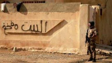 معركة الموصل.. القوات العراقية تقترب من حافة دجلة