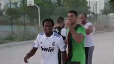 Watch: PSG's Hatem Ben Arfa shows off his street football skills in Tunis