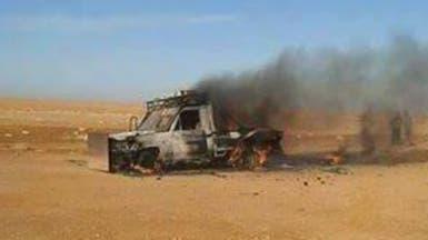 ليبيا.. الجيش يحبط محاولة فرار لإرهابيين غرب بنغازي