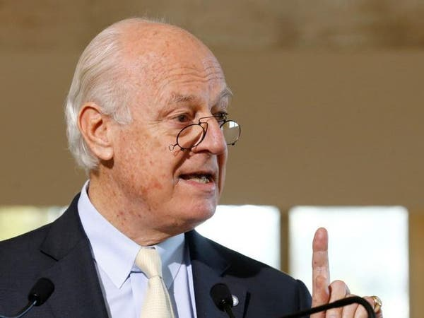 دي ميستورا: محادثات أستانة تعزز مفاوضات جنيف