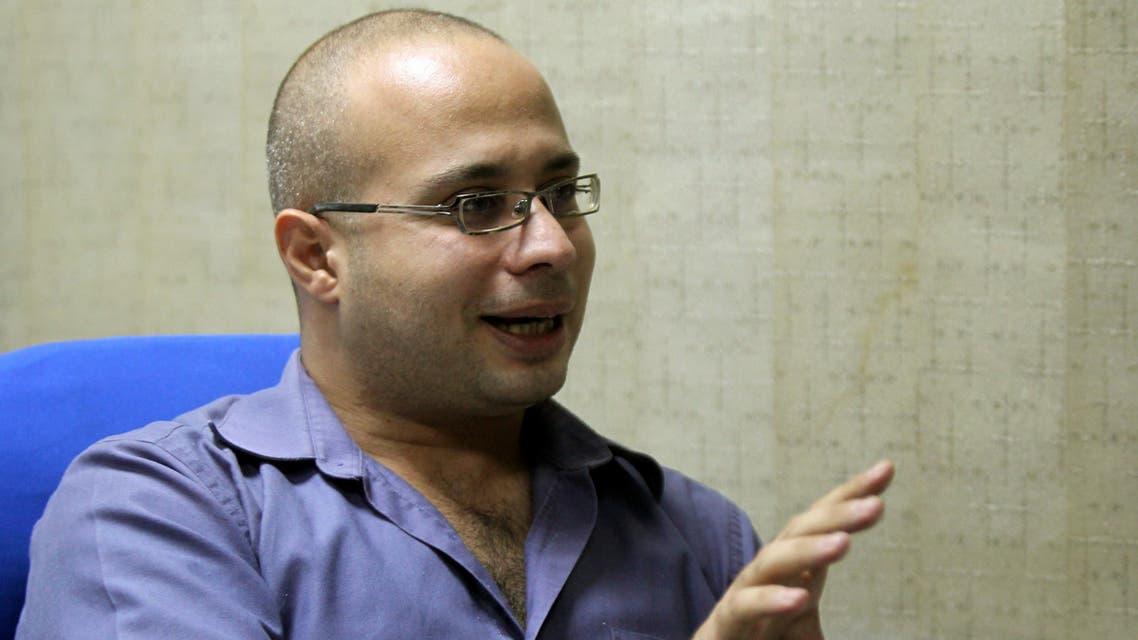 أحمد ماهر مؤسس حركة 6 أبريل - مصر 3