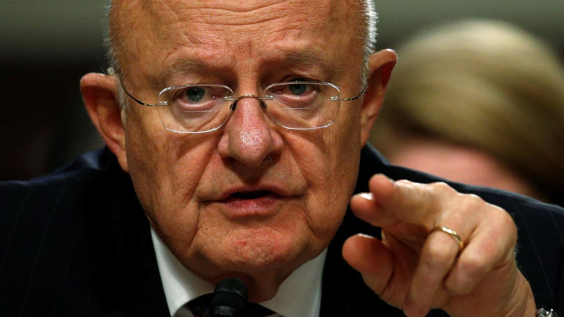 Director of National Intelligence James Clapper testifies before a Senate Armed Services Committee hearing on foreign cyber threats, on Capitol Hill in Washington, U.S., January 5, 2017