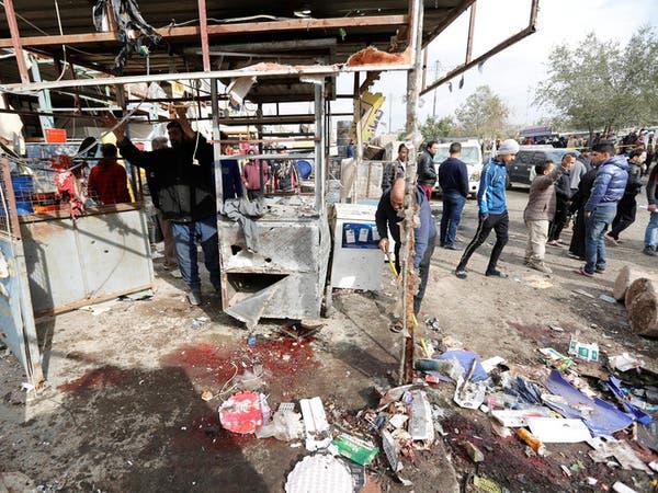 تفجير بسيارة مفخخة أمام ناد ليلي وسط بغداد
