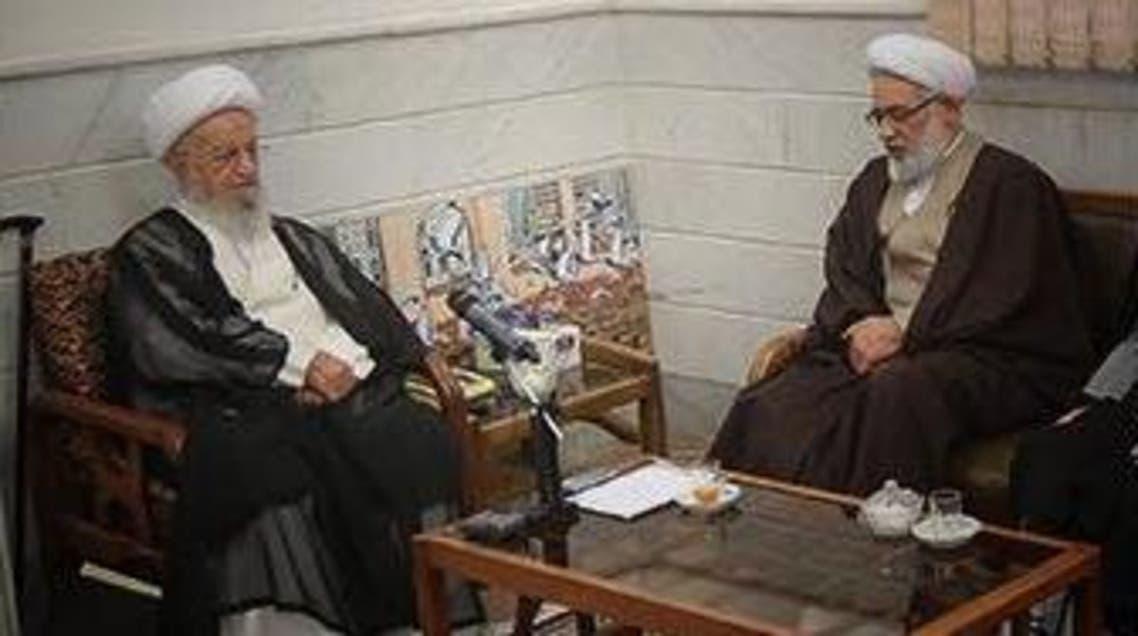 محمد جعفر منتظری و مکاریم شیرازی