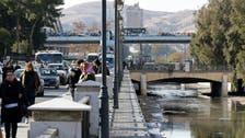 الأمم المتحدة: النظام قصف عمداً مصادر المياه بدمشق