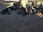 إحباط هجمات إرهابية على كمائن بسيناء ومقتل 9 منفذين