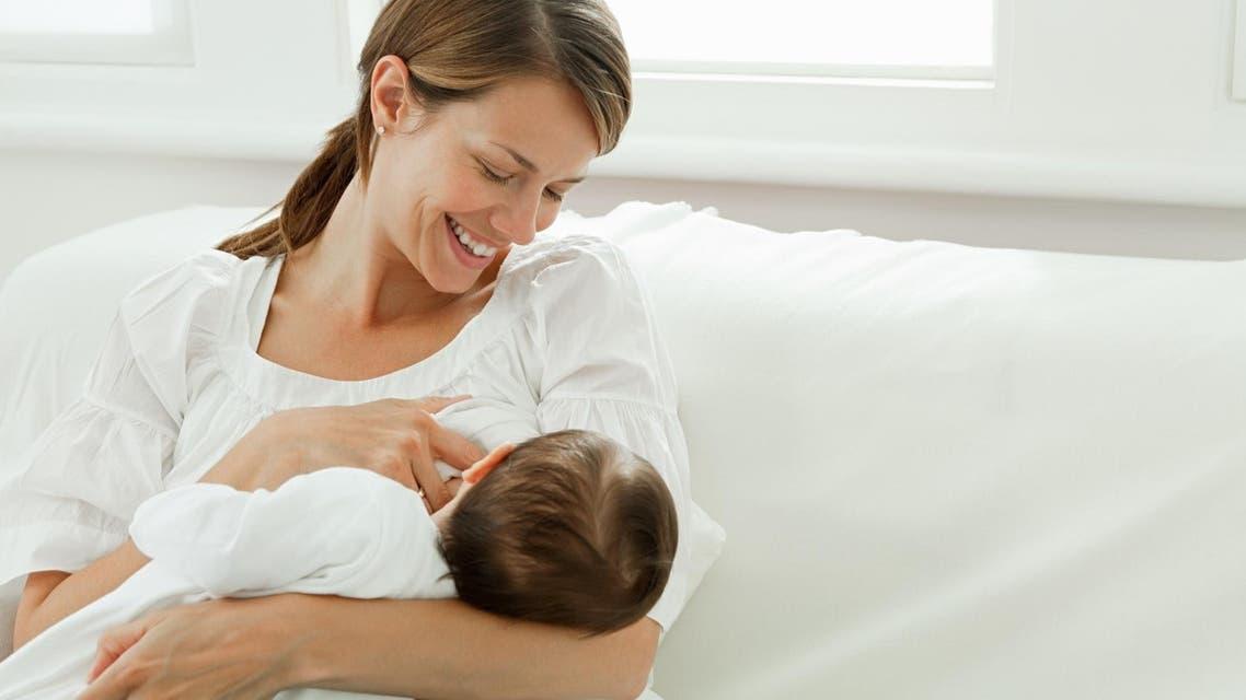 الرضاعة الطبيعية - رضاعة طبيعية