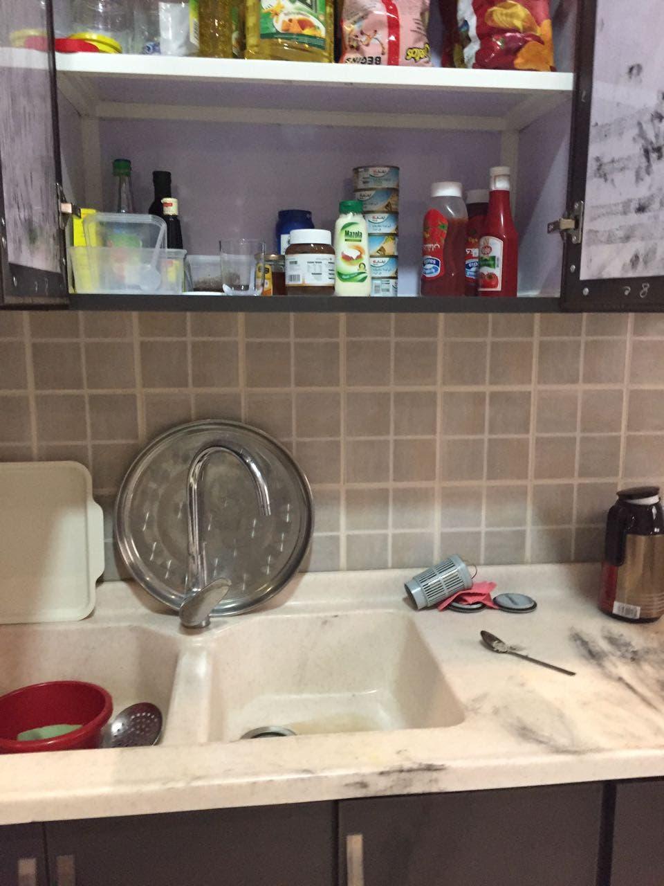 مطبخ المنزل