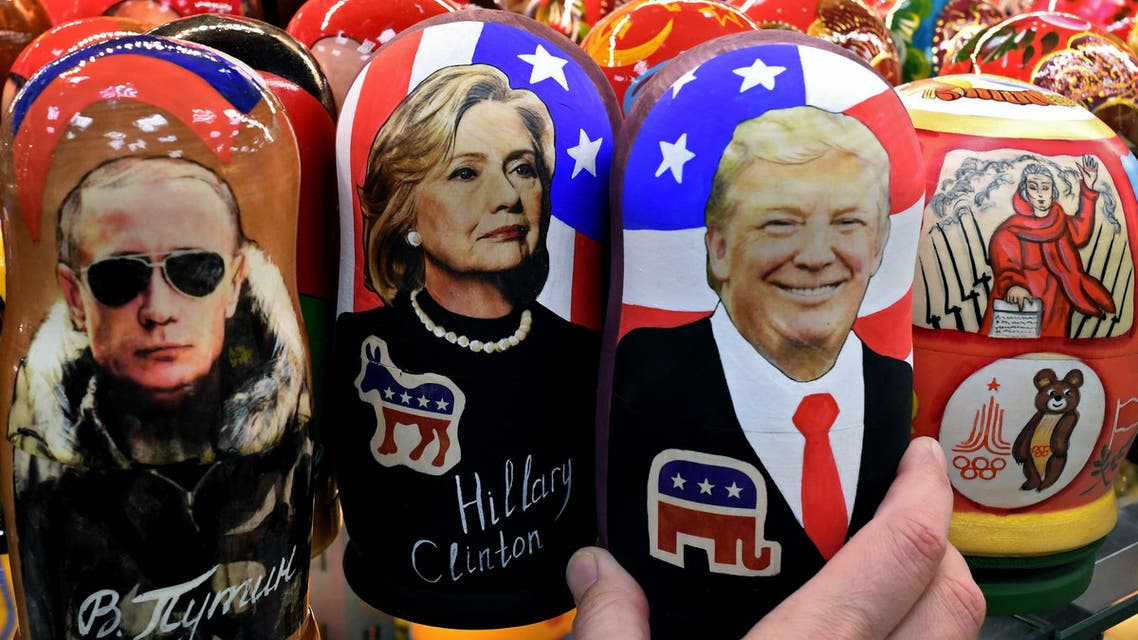 The campaign first aimed at damaging a potential Clinton presidency, and then turned to supporting Trump. (File photo: Reuters)