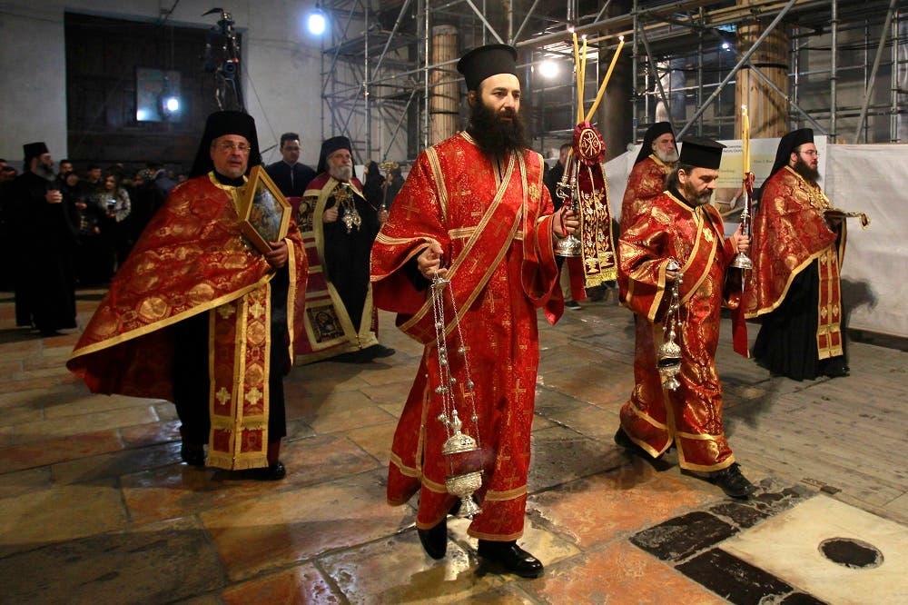 christmas orthodox