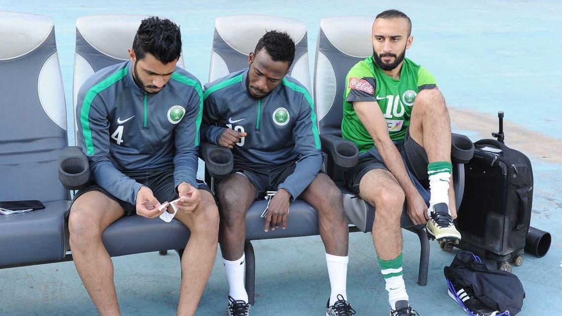 الأخضر المنتخب السعودي السعودية
