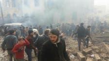 Car bomb kills at least 60 in Syria's Azaz