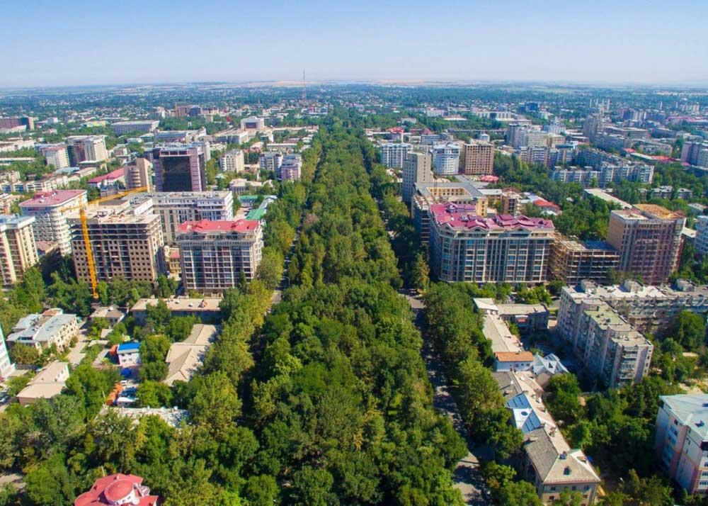 بيشكك عاصمة قيرغيزستان