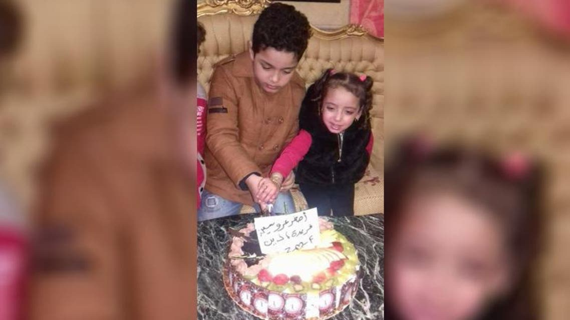 The engagement ceremony photos of Zain, a 7-year-old second grader, and his 4–year-old cousin Faridah hit the internet by storm