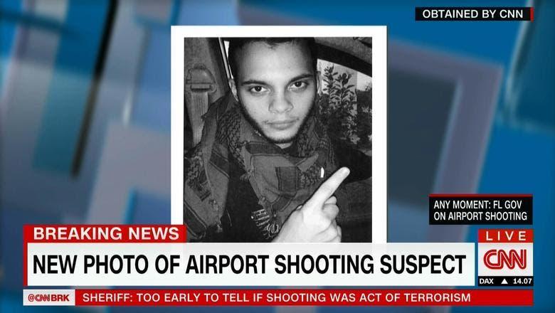 صورة المشتبه به نقلاً عن CNN