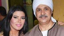 وفاة الفنان محمود الدسوقي صهر فيفي عبده