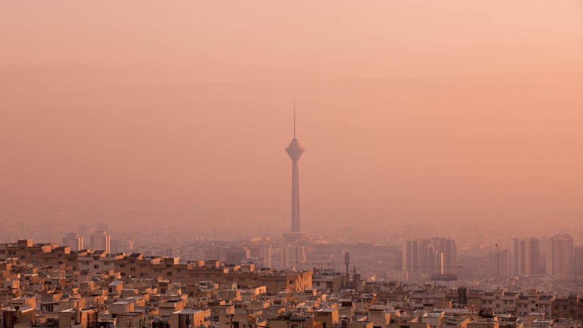 The phenomenon creates a layer of warm air above the city that traps pollution from some 10 million cars and motorbikes. (Shutterstock)