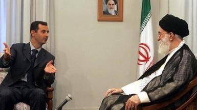 الأسد يطمئن إيران بعد قلقها من التفاهم الروسي التركي