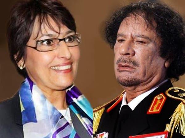 برلمانية جزائرية: هكذا خطبني القذافي