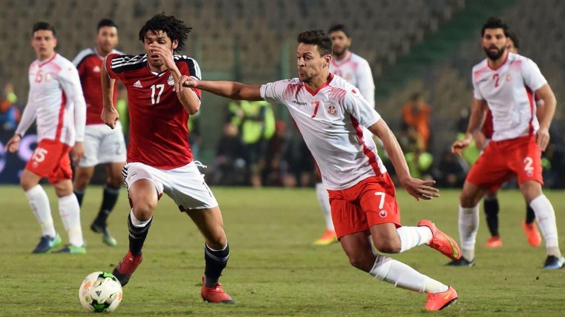 مصر تونس النني