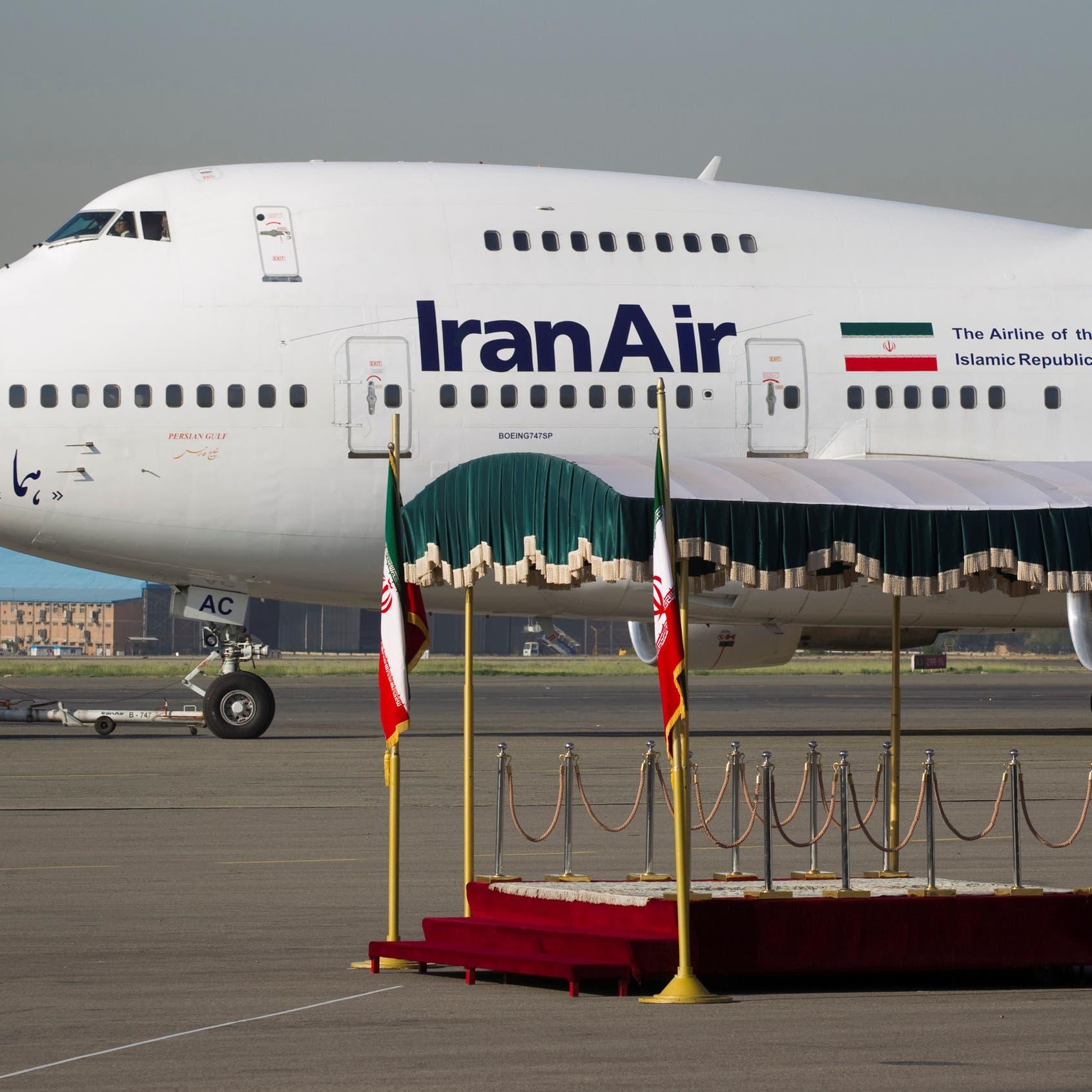 """رسالة من إيران لـ""""بوينغ"""" الأميركية.. """"شراء الطائرات ممكن"""""""
