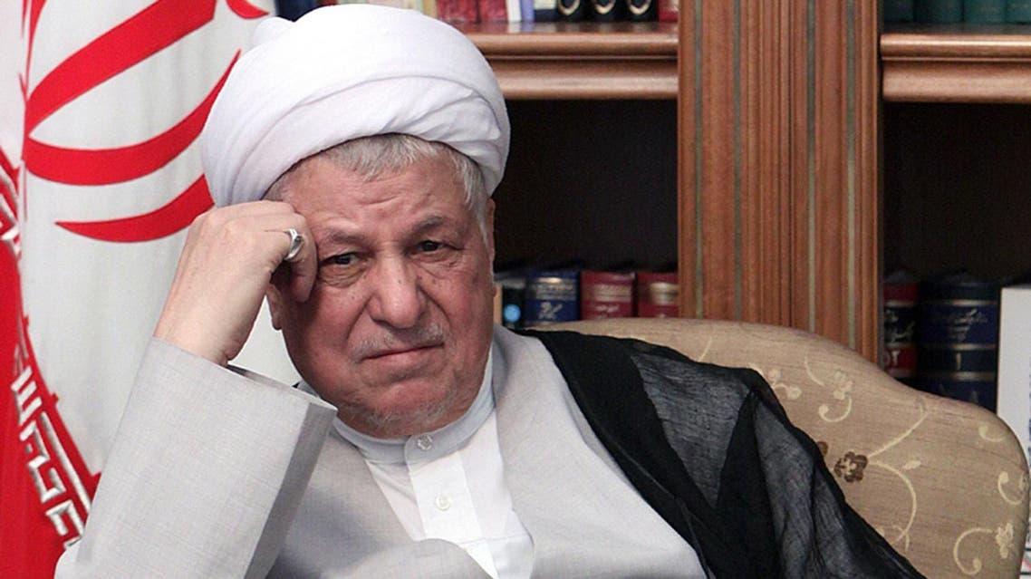 Rafsanjani AFP