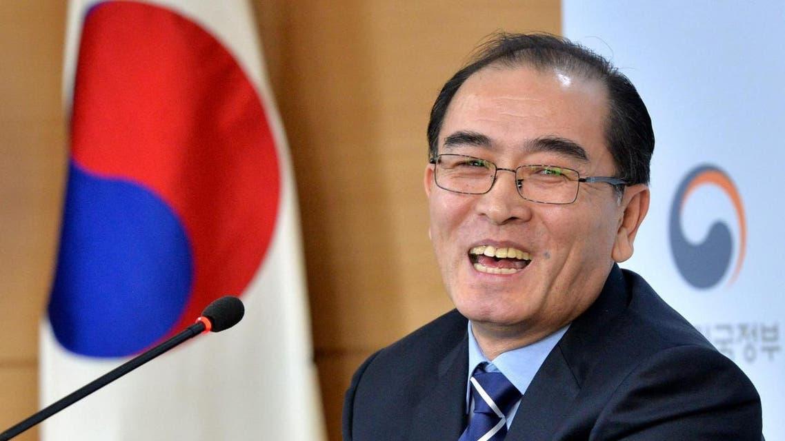 مسؤول كوري شمالي منشق ثاي يونج هو