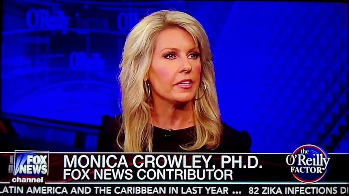 Crowley has been named Trump's senior director of strategic communications for the National Security Council. (YouTube)