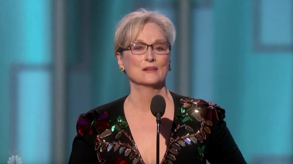 Actress Meryl Streep turned a Golden Globe acceptance speech into a scathing attack on US President-elect Donald Trump