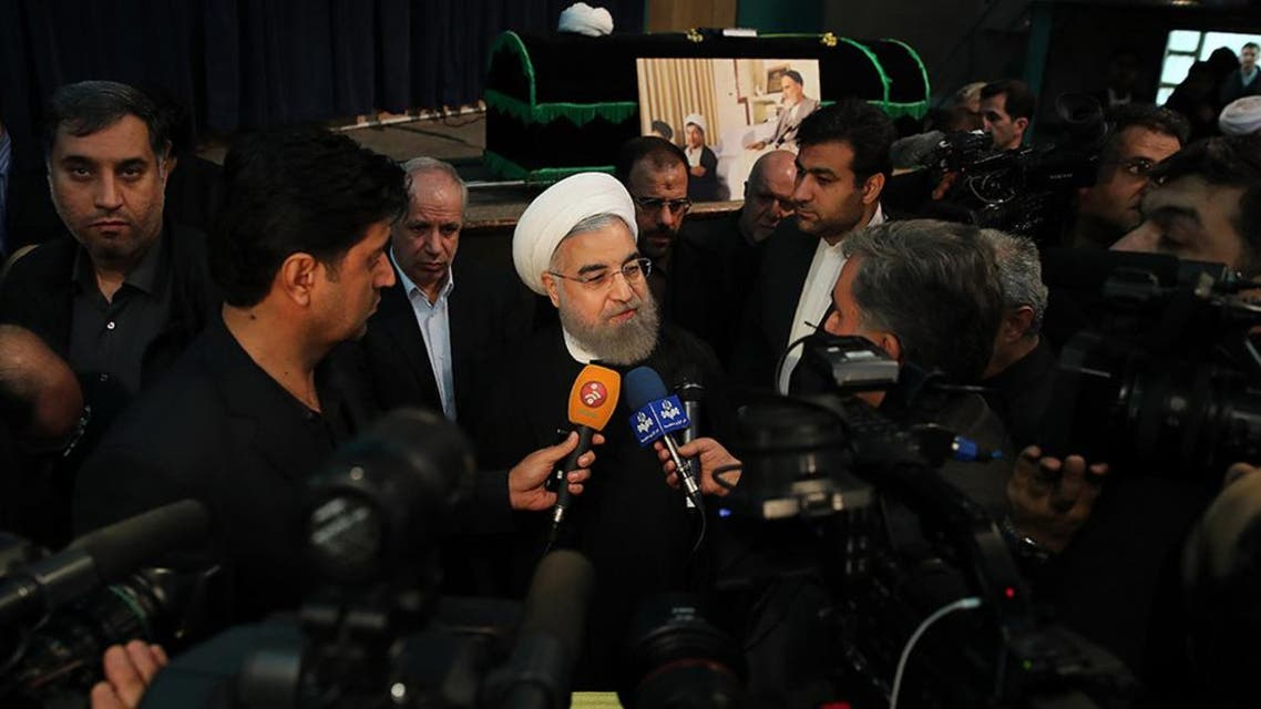 Backed by Rafsanjani, Rowhani's main challenge was to rescue the Iranian economy. (AFP)