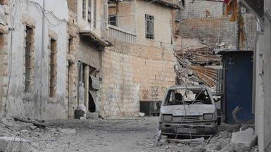 سوريا.. انهيار هدنة وادي بردى