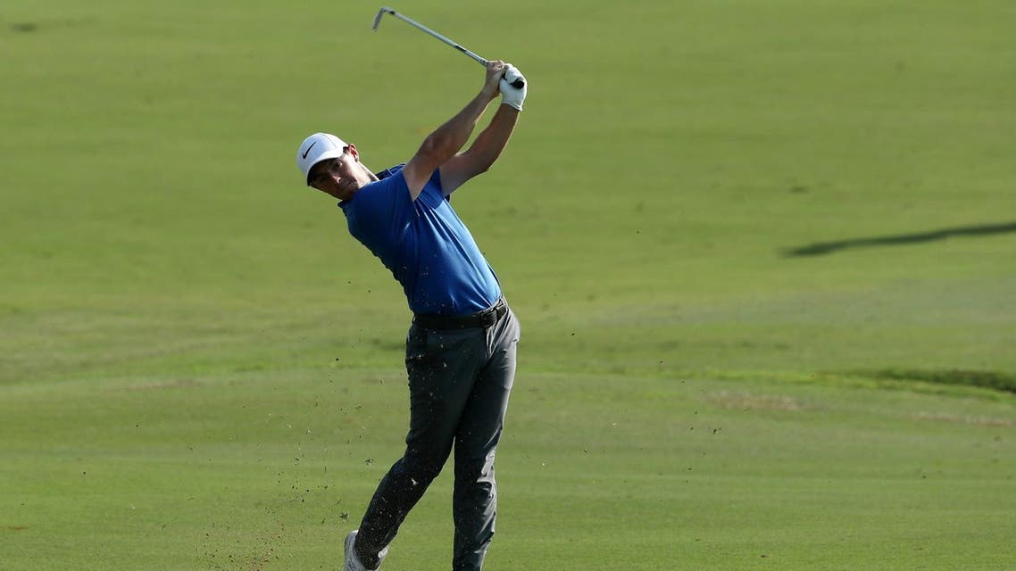 Northern Irishman Rory McIlroy agonized for years before opting to represent Ireland. (AFP)