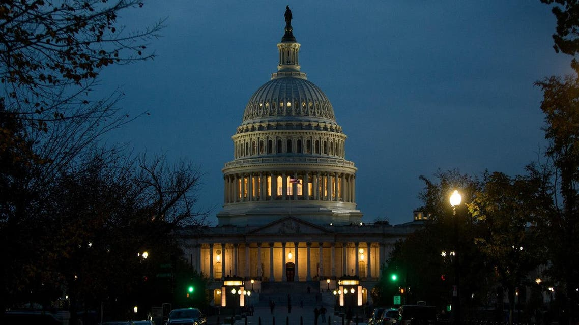 The Capitol Building is pictured on November 8, 2016 in Washington, DC. (File Photo: AFP)