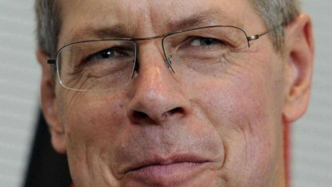 رينهولد روبي القيادي في الحزب الاشتراكي الديمقراطي الألماني