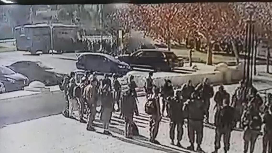 THUMBNAIL_ فلسطيني يقتل ويصيب 19 جنديا اسرائيليا دهسا في القدس