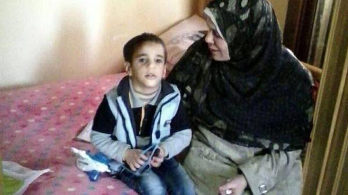 مصری بچہ