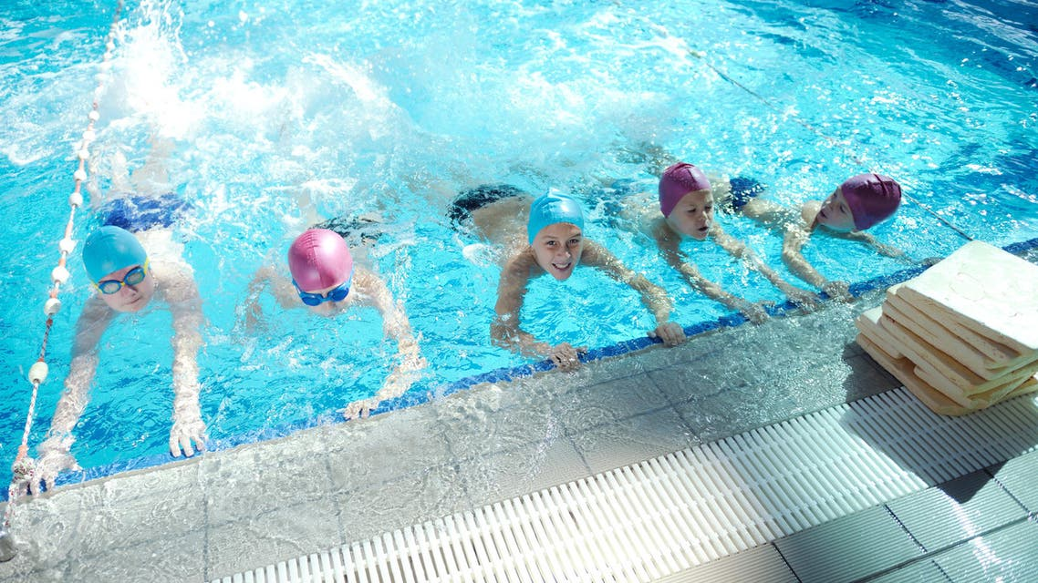 Muslim parents in Switzerland cannot refuse to send their daughters to mixed school-run swimming lessons, Europe's rights top court ruled Tuesday. (shutterstock )