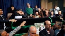 بالصور.. تشييع هاشمي رفسنجاني رئيس إيران الأسبق