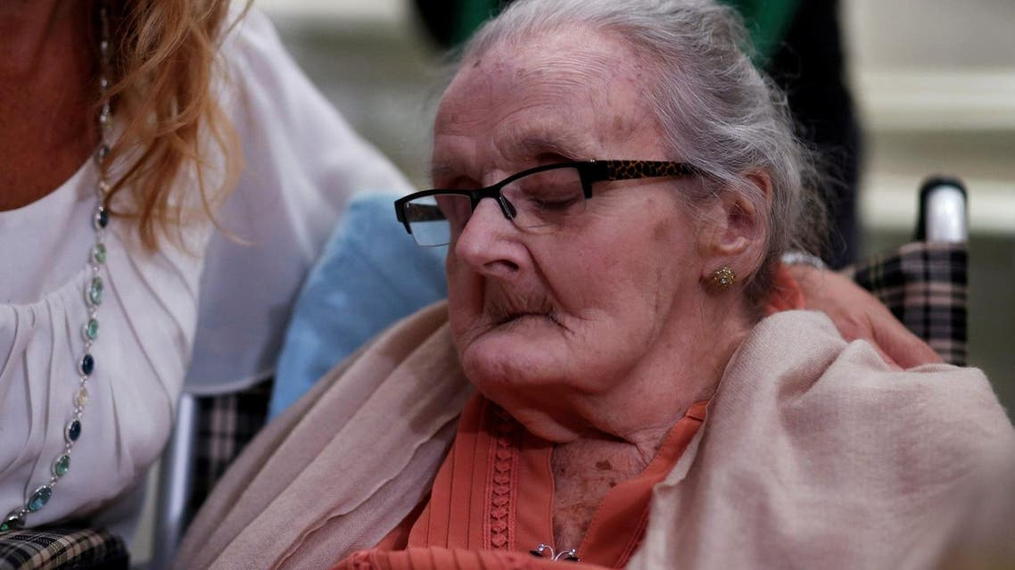 British journalist Clare Hollingworth, the first correspondent to report the outbreak of World War II, takes part in a party celebrating her 105th birthday in Hong Kong, China October 10, 2016 (File Photo: Reuters/Bobby Yip)