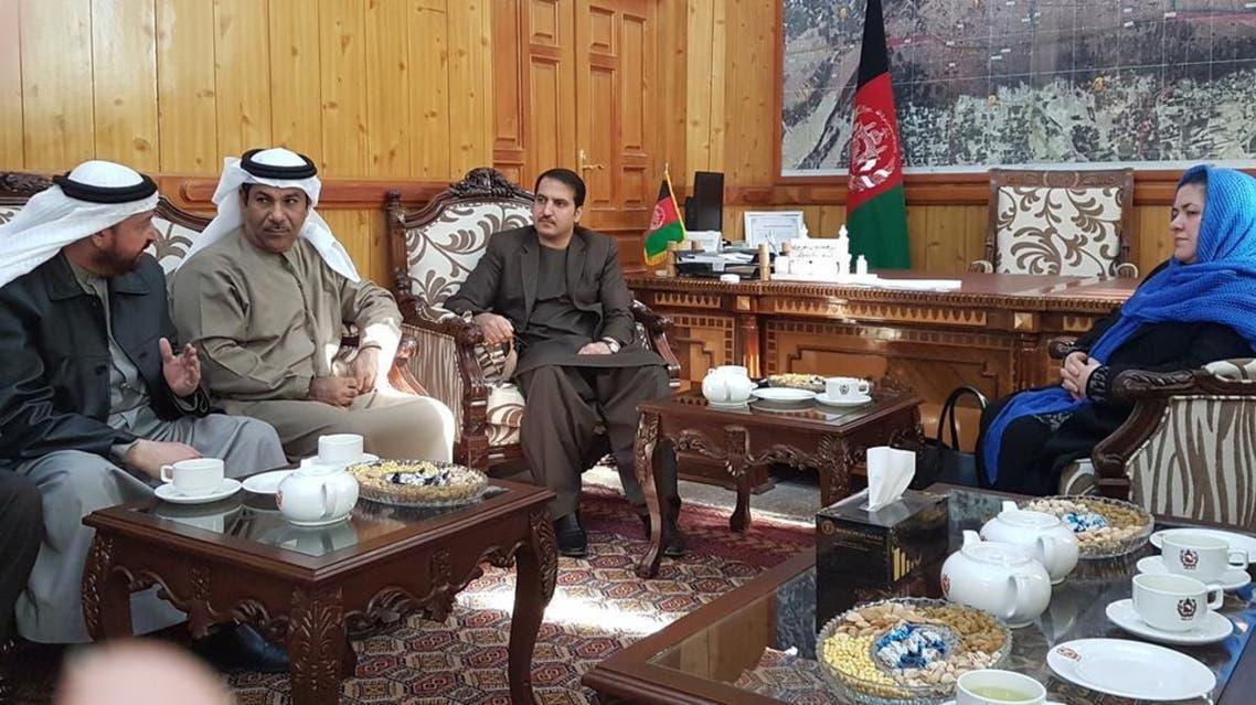 afghanistan UAE