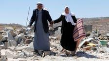 Israeli Arabs urge general strike after house demolitions