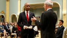 Former Somalian refugee Hussen takes over immigration in Canada