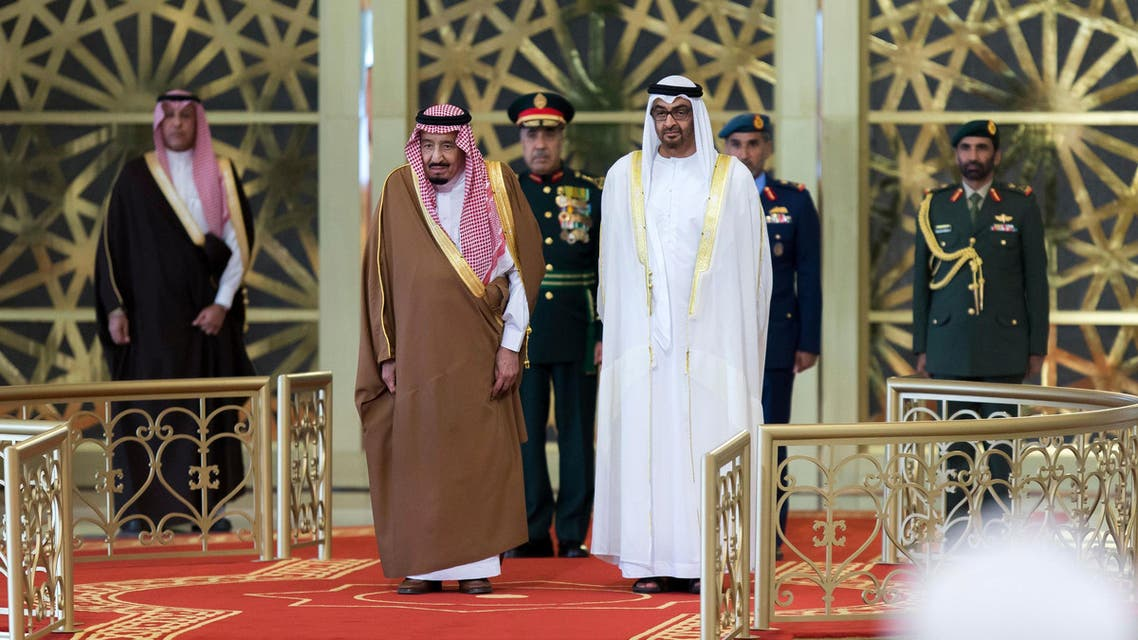 A handout image provided by United Arab Emirates News Agency (WAM) on December 3, 2016. (AFP)