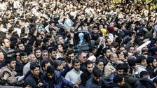 Burial of Iran's Rafsanjani turns into anti-Russia protest