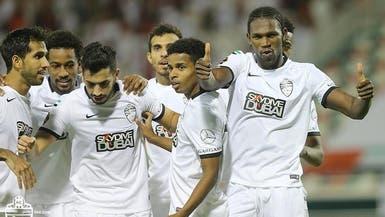 ديوب يقود أهلي دبي للفوز على الإمارات